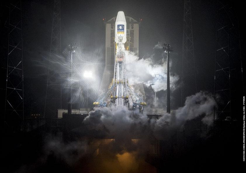 ESA/CNES/ARIANESPACE-Optique Video du CSG, P. Piron.